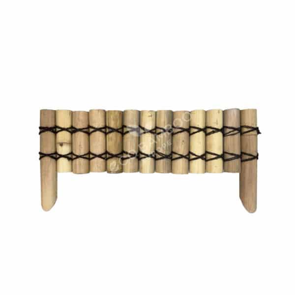 Moso bamboe grasborder 100×50 cm