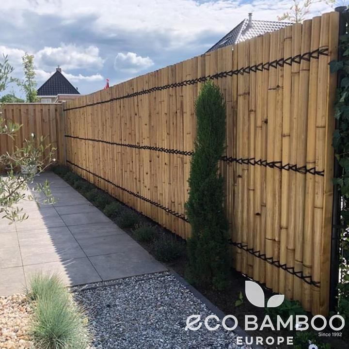 Moso Bamboe tuinscherm